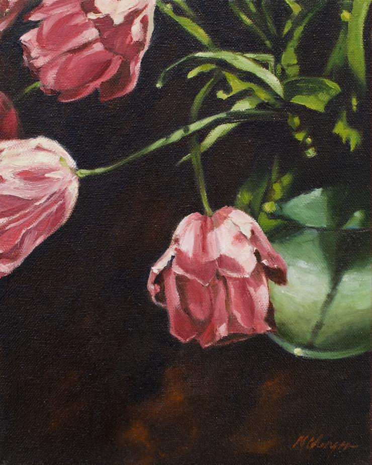 #oilpainting#floralart#stilllifepainting#floralpainting#impressionism